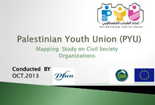 Mapping Study on Civil Society org / MED NET Project